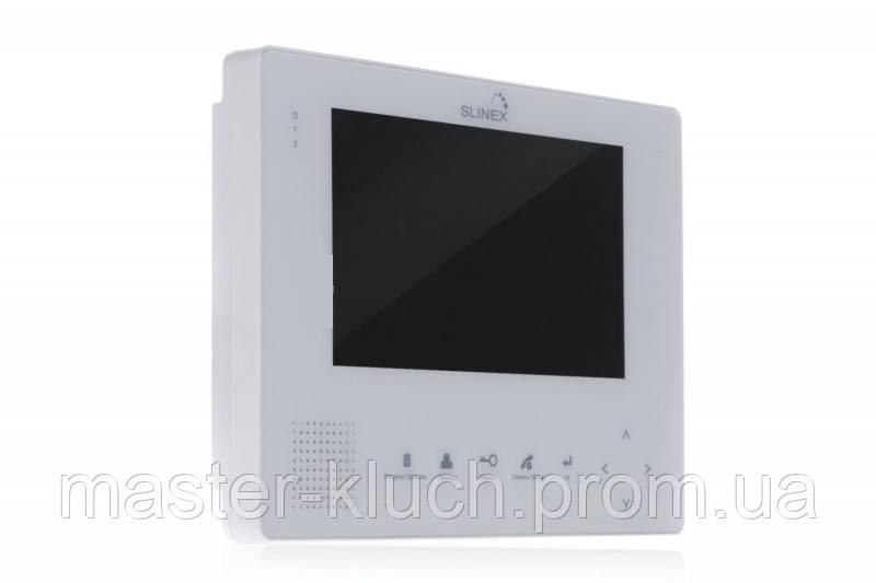 Видеодомофон Slinex MS-07М white