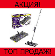 Электровеник электрошвабра Swivel Sweeper G4-Жми Купить!
