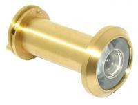 Глазок дверной USK 5101 35*60мм полированная латунь