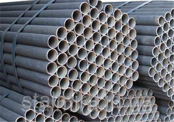 Труба стальная холоднодеформированная бесшовная тянутая ГОСТ 8734-75, диаметром   сталь