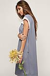 2162 платье Ресорт, смальт (40-42), фото 4