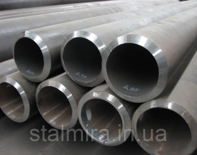 Трубы стальные холоднодеформированные (бесшовные, тянутые) по ГОСТ 8734-75, диаметром  64 х 10 : 11 сталь 20
