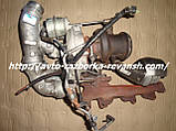 Турбина Мерседес Спринтер 906 ОМ651  2.2 бу битурбо Sprinter, фото 3