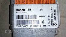 Блок управления подушкой безопасности Мерседес Спринтер бу Sprinter