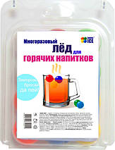 Охладители напитков (многоразовый лед) «Бабл Айс» (блистер), фото 2