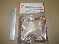 Прокладка крышки головки цилиндров (740.1003270-10) КАМАЗ <ДК> (красная)