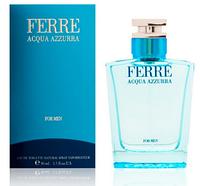 Мужская оригинальная туалетная вода Gianfranco Ferre  Acqua Azzurra for men, 50ml NNR ORGAP /32