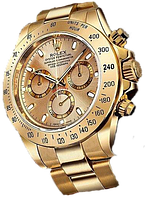 Часы наручные ROLEX DAYTONA GOLD(кварц) оптом