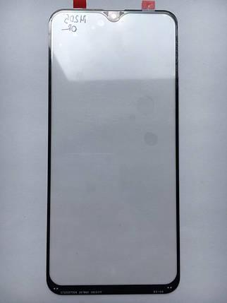 Стекло дисплея для Samsung M205 DS Galaxy M20 черное, фото 2