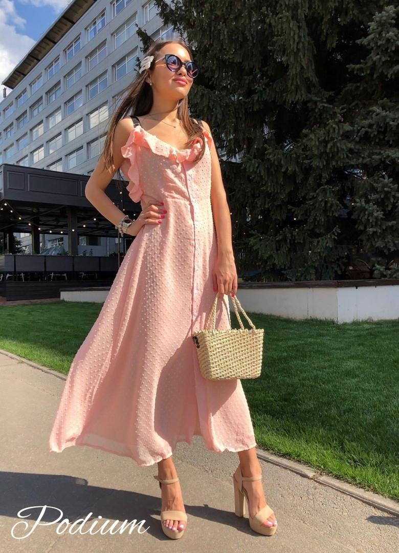 """Платье """"Летиция"""", ткань:  шифон на подкладке.  Размер:С,М. Разные цвета (6532)"""