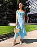 """Платье """"Летиция"""", ткань:  шифон на подкладке.  Размер:С,М. Разные цвета (6532), фото 4"""