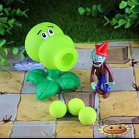 Зомби против растений - Горохострел зеленый