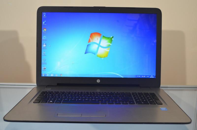 Ноутбук HP Pavilion 17 Intel Core i3 / 8Gb / HDD 1Tb