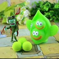 Зомби против растений - Горох, фото 1
