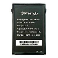 Аккумулятор Prestigio PAP3404 / PSP3404