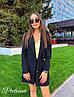 Костюм двойка - пиджак + шорты, креп костюмка, пиджак на подкладке . Размер С,М. Разные цвета. (6535), фото 2