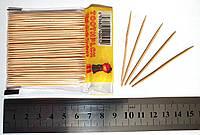 Зубочистки бамбуковые, 100 шт.