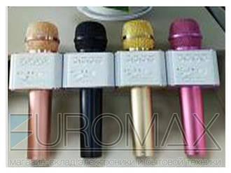 Микрофон караоке (цвета) 40шт Q9i-MIC