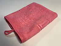 Полотенце кухонное koloco микрофибра версачи 30*30 розовый #S/H
