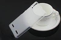 TPU чехол для Lenovo A6010 Pro білий, фото 1