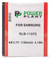 Aккумулятор PowerPlant Samsung SLB-1137C