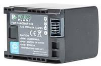 Aккумулятор PowerPlant Canon BP-819 Chip