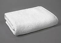 Полотенце махровое отельное lotus (20/2) 500 г/м² 70*140 белый #S/H