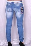 Женские модные джинсы , фото 5