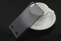 TPU чехол для Lenovo A6000 серый, фото 1