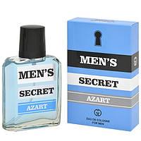 Positive Parfum Men's Secret Azart edс 95ml #B/E