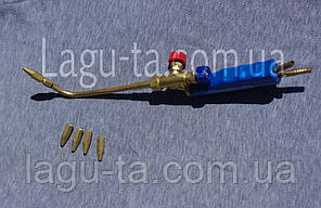 Горелка для пропана + кислород, фото 3