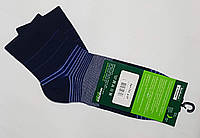 """Носок мужской """"БАМБУК ПОЛОСКА"""", размер 25 / 39-41р."""