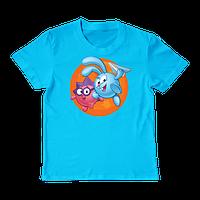 "Детская футболка ""Смешарики"", фото 1"