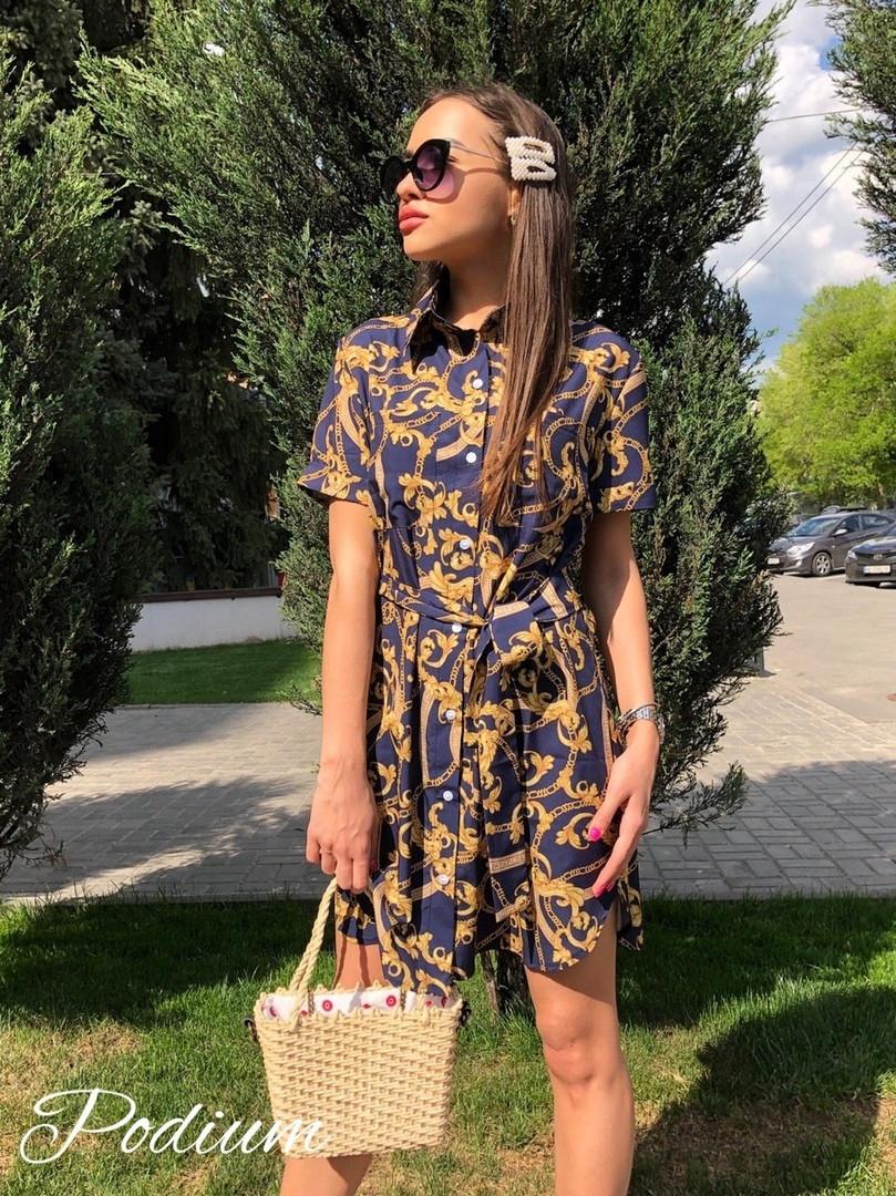 """Платье """"Фарида"""", ткань: софт.  Размер: С,М. Разные цвета (6548)"""
