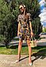 """Платье """"Фарида"""", ткань: софт.  Размер: С,М. Разные цвета (6548), фото 2"""