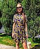 """Платье """"Фарида"""", ткань: софт.  Размер: С,М. Разные цвета (6548), фото 3"""