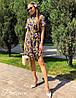 """Платье """"Фарида"""", ткань: софт.  Размер: С,М. Разные цвета (6548), фото 4"""