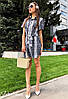 """Платье """"Фарида"""", ткань: софт.  Размер: С,М. Разные цвета (6548), фото 5"""