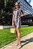 """Платье """"Фарида"""", ткань: софт.  Размер: С,М. Разные цвета (6548), фото 6"""