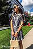 """Платье """"Фарида"""", ткань: софт.  Размер: С,М. Разные цвета (6548), фото 7"""