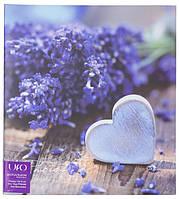 Фотоальбом UFO Heart&Lavender 400ф. 10х15см.