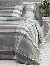 Комплект постельного белья  200*220 TM PAVIA PEPITA MINT