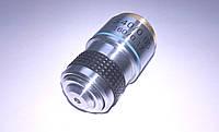 Объектив для микроскопа Ulab 40х/065 S  ахроматический не иммерсионный с пружинным механизмом  (PR0728)
