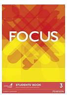 Focus 3 Student's Book