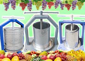 Ручні преси для віджиму соку