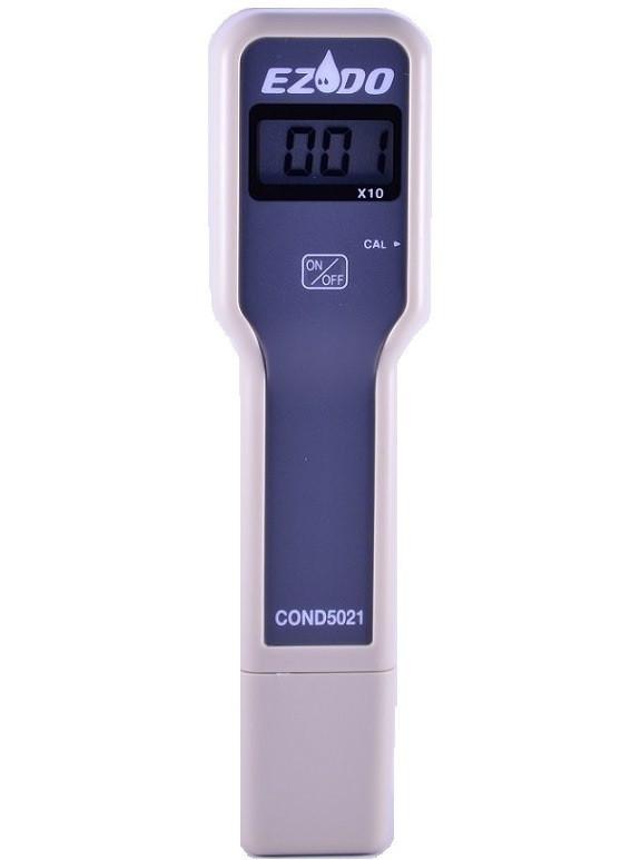 Кондуктометр ЕС-метр EZODO 5021 10-9990μS АТС (PR1296)