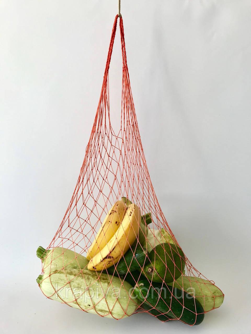 Эко-сумка большая, экосумка для покупок, торба шопер хлопок, авоська, экомешок