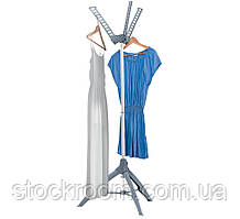 Сушка для одежды на плечиках Aquapur CS 99922