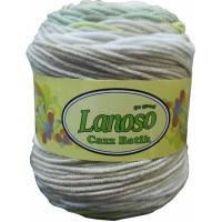Пряжа Lanoso Cazz Batik 720 для ручного вязания