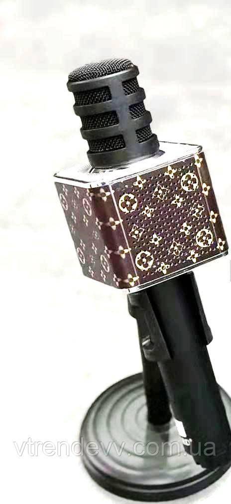 Микрофон-караоке SDRD Magic karaoke SD-18 Original черный